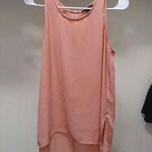 Forever 21 Pink Dressy Shirt